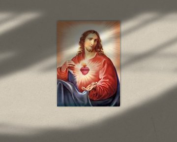 Jezus Christus van Patrick Hoenderkamp