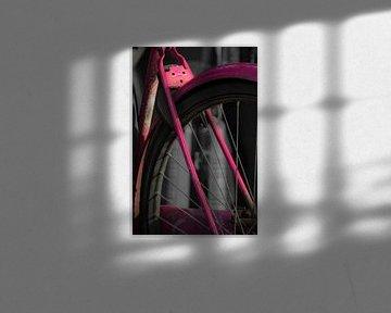 Oude fiets von Marcel Runhart