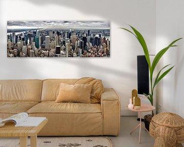 Skyline Manhattan, New York von MattScape Photography