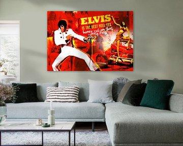 Elvis is the best hell-yes von Feike Kloostra