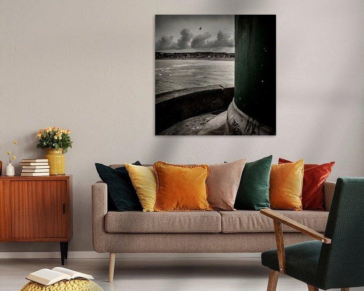 Sfeerimpressie: Around the lighthouse van Ruud Peters