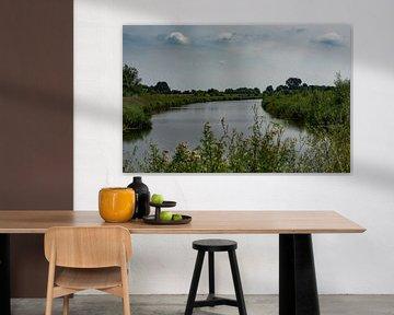 Zijtak van de Rijn, Wageningen van Cilia Brandts