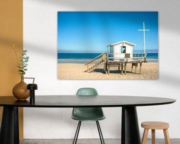 strandhut van Norbert Sülzner