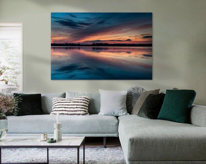 Sfeerimpressie: Painted Sky Reflections van William Mevissen