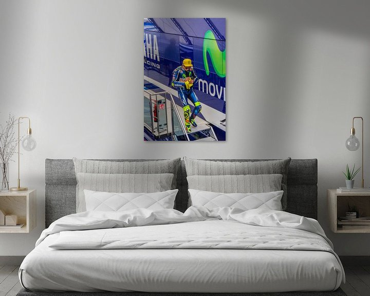 Sfeerimpressie: Valentino Rossi TT Assen 2016 van Ralph van Houten