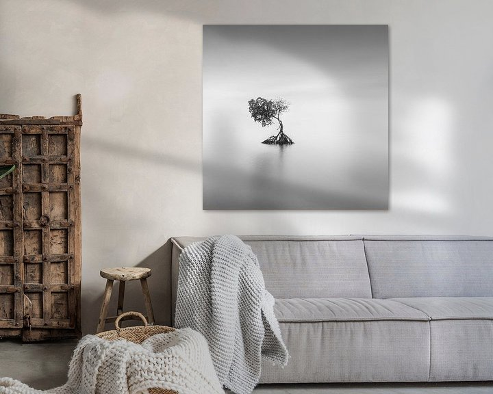 Sfeerimpressie: Eenzaam van Niels Devisscher