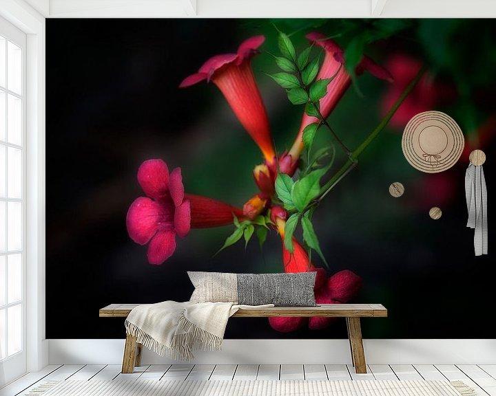 Sfeerimpressie behang: Summerplay van Ruud Peters
