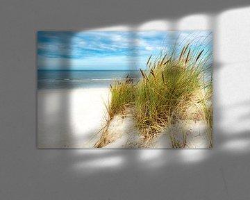 North Sea impression van Hannes Cmarits