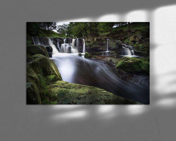 Sfeerimpressie: Go with the Flow van Raoul Baart