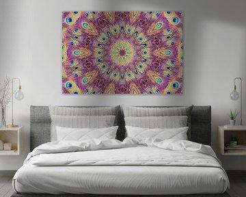 Kaleidoscoop Pauw von Bright Designs