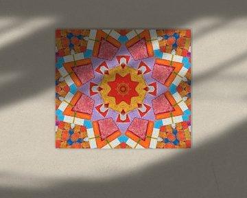 kaleidoscoop Hout van Bright Designs