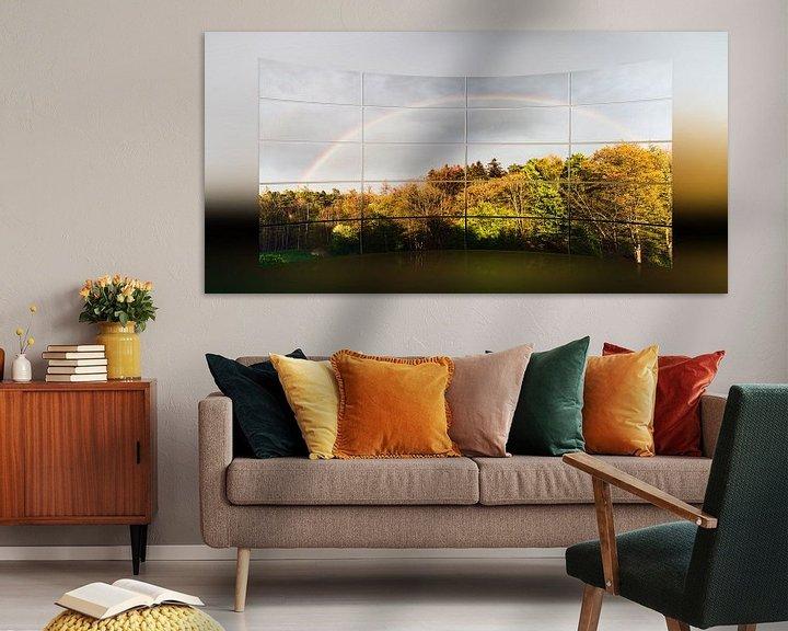 Beispiel: Regenbogen von Christine Nöhmeier