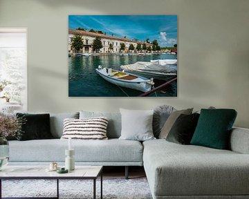 Boten in de haven van Stedom Fotografie