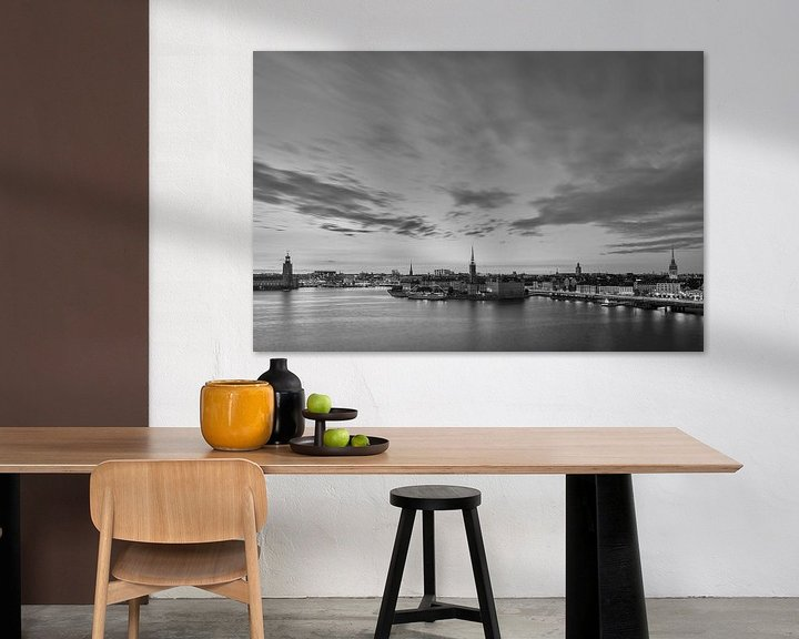 Sfeerimpressie: STOCKHOLM 09 van Tom Uhlenberg