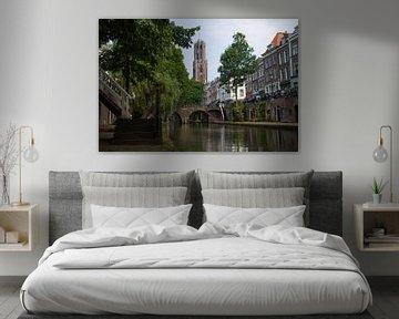 Gracht & Dom - Utrecht van Manon van der Mispel