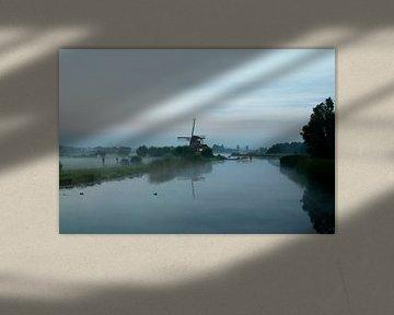 Landschap t Joppe van Carolina D'Andrea
