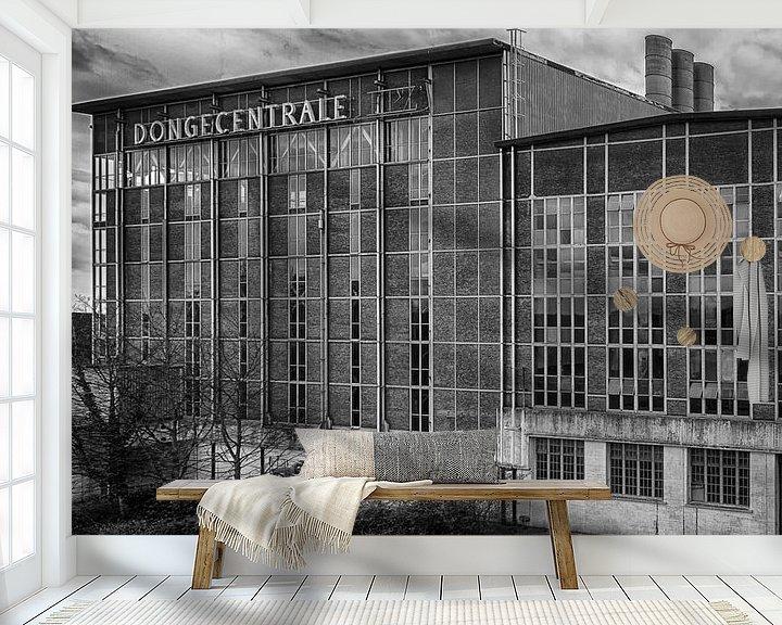 Beispiel fototapete: Dongecentrale a former Power plant in The Netherlands von noeky1980 photography