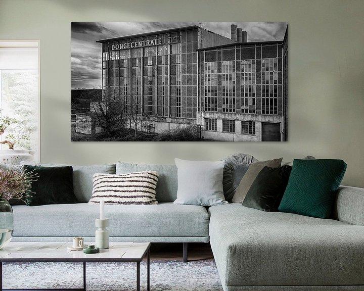 Beispiel: Dongecentrale a former Power plant in The Netherlands von noeky1980 photography