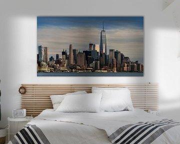 New York  Financial District van Kurt Krause