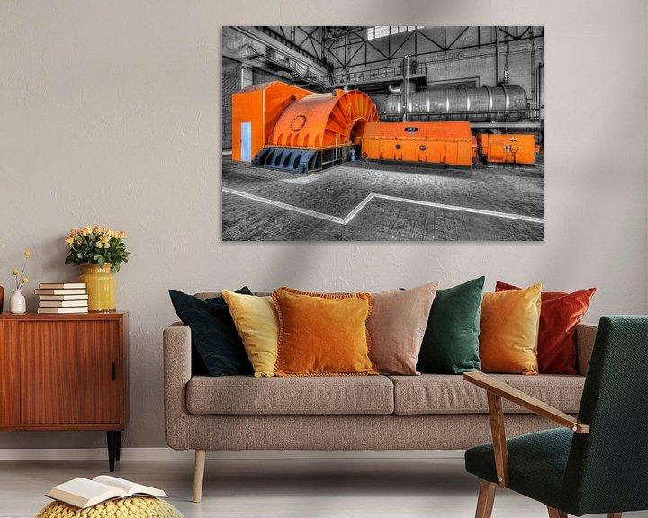 Beispiel: Abandoned power plant Dongecentrale  in The Netherlands Geertruidenberg von noeky1980 photography