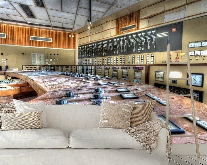 Beispiel fototapete: Abandoned power plant Dongecentrale  in The Netherlands Geertruidenberg von noeky1980 photography