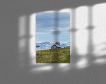 Eenzaam huis sur Menno Schaefer