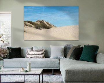 Zandduinen bij Kijkduin van Peter Schütte