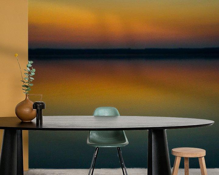 Beispiel fototapete: Sky lake.  von Tina Hartung