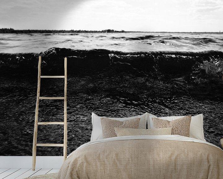 Beispiel fototapete: Lakeside.  von Tina Hartung