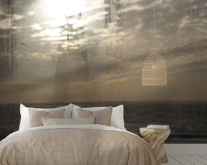 Beispiel fototapete: After the rain comes sun von Tina Hartung