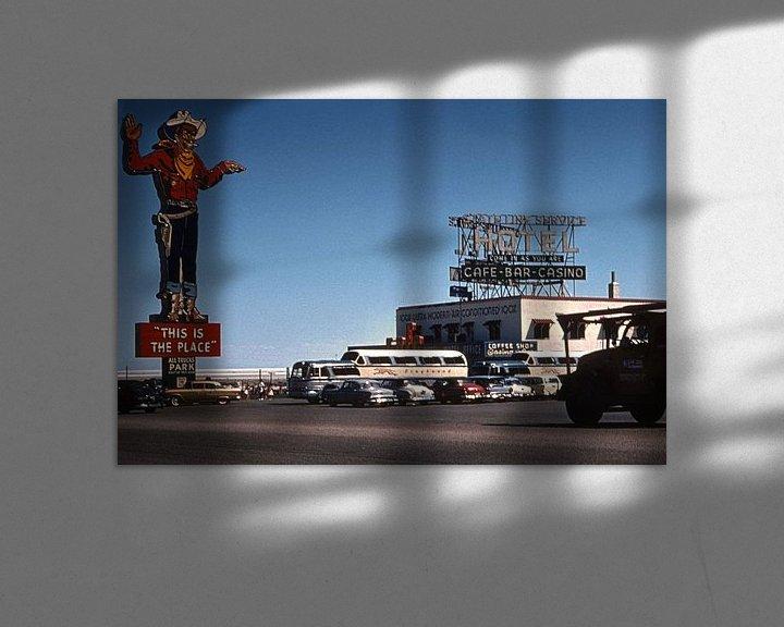 Sfeerimpressie: 1955 - This is the Place van Timeview Vintage Images