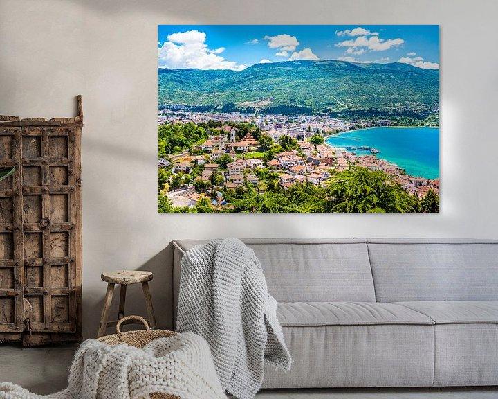 Sfeerimpressie: Ohrid van Thomas van der Willik