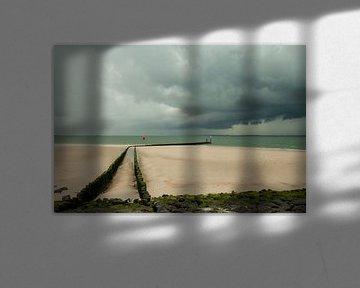 Before the rain van Linda Hemmes