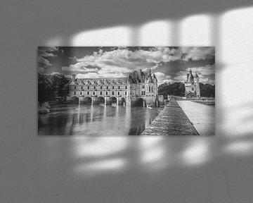 Chateau de Chenonceau im Loire-Tal von Fotografiecor .nl