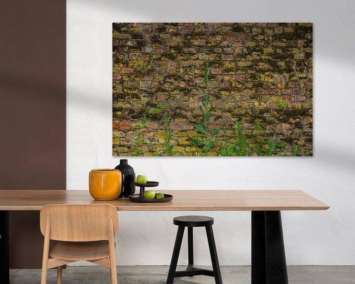 Beispiel: The Wall von Brian Morgan