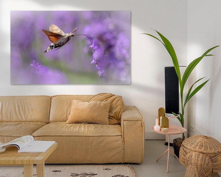 Beispiel: like a bird von Maria  Van Dijk