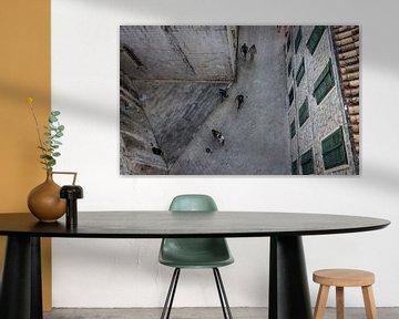 Straten van Dubrovnik van Maurice Weststrate