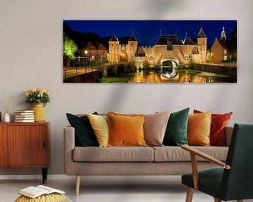 Panorama Koppelpoort Amersfoort