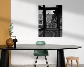 A Look Outside The Window van Tony Buijse