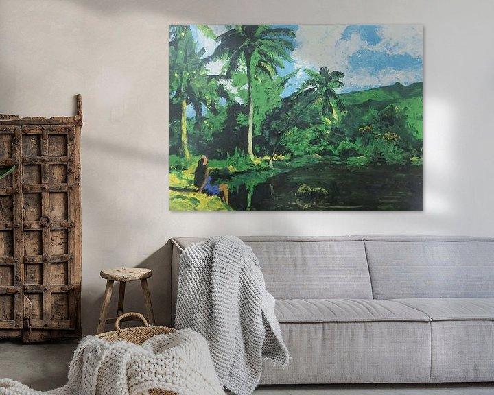 Beispiel: Polynesië von Harry Gijsberts