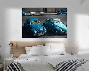 1966 - Volkswagen Kever en Renault Floride