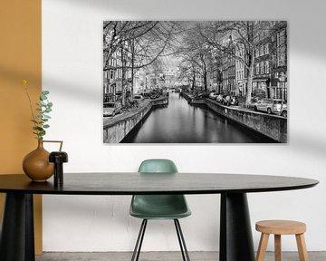 Leliegracht - Amsterdam van Tony Buijse