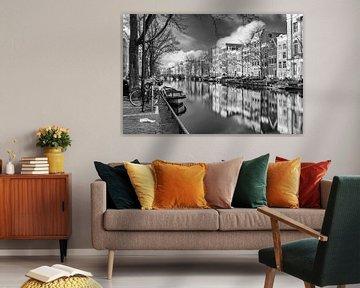 Keizersgracht, Amsterdam van Tony Buijse