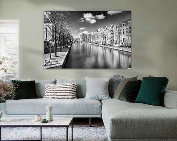 Nieuwe Herengracht, Amsterdam van Tony Buijse