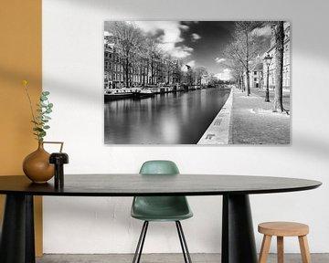 Nieuwe Keizersgracht, Amsterdam sur Tony Buijse