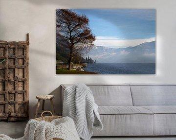 Lago d'iseo van Melien Suranno
