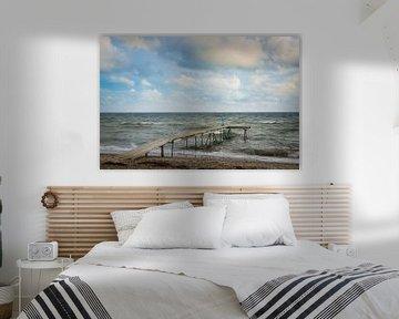 Steiger - Beach Life van Tony Buijse
