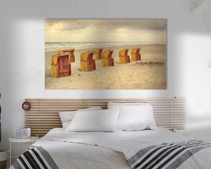 Beispiel: Strandstoelen von marleen brauers