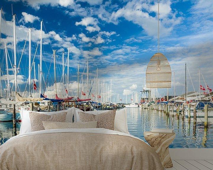 Impression: De Jachthaven van Juelsminde sur Tony Buijse