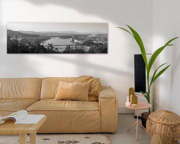 Panorama Boedapest van LUNA Fotografie